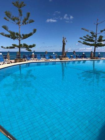 economico per lo sconto il migliore vendita outlet vista mare e piscina - Picture of Trattoria Approdo del Duca ...