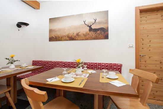 Jagerhaus: Sala colazione