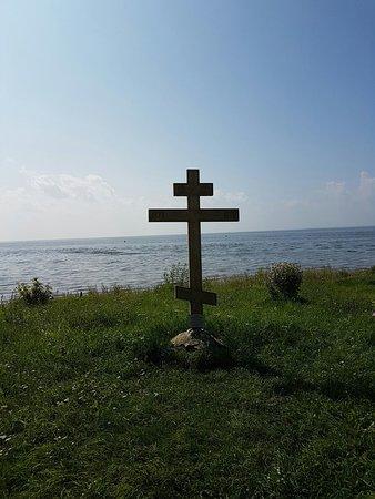 Zalita Island, รัสเซีย: остров Залит, Псковское озеро. Весь остров пропитан духом умиротворения, тишины и спокойствия. Жизнь протекает неспешно...