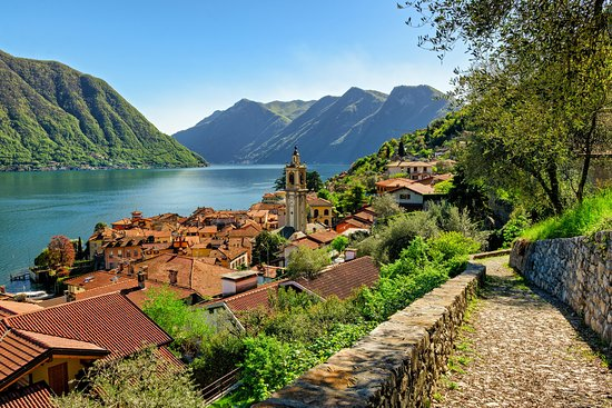 Lake Como Tourism & Rigamonti Travel Company