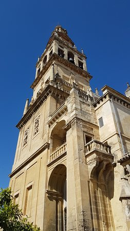 Tower of Mosque-Cathedral of Córdoba