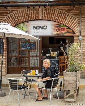 Nino Cafe y Gelato: Nino Café y Gelato