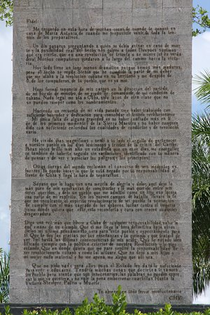 Che Memorial 3
