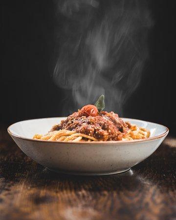 Pizzeria Casavostra: Spaghetti bolognese