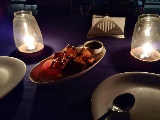 Yummy fish tikka at Udaigarh Roof Top Restaurant