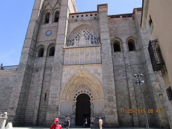 Catedral de Avila: Catedral de Ávila.
