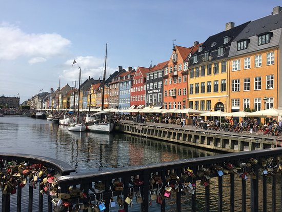 Nyhavn: Lovely and lively place. Canal tour is a must.