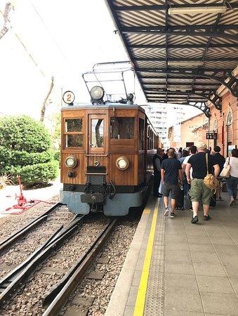 Palma train station