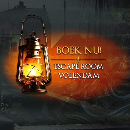 Enigma Escape Rooms 2.0 - Escape Room Volendam