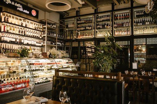 Bistecca e Vino Da Trattoria de la Plaza: Vinos