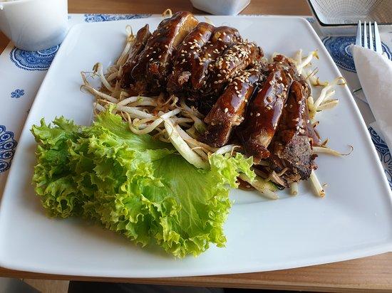Sushi and Kimchi: kaczka po japońsku