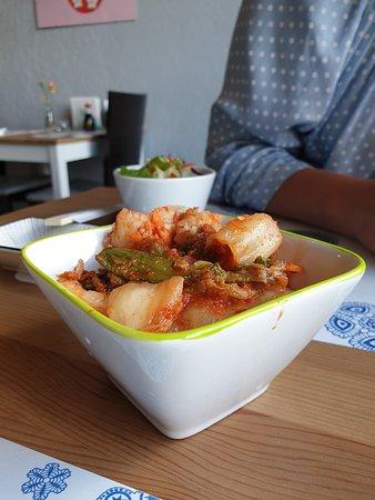 Sushi and Kimchi: kimchi