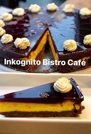 Välkomna till Inkognito Bistro Café! Här kan ni njuta av en god kopp kaffe, härliga bakverk, lättare lunch!