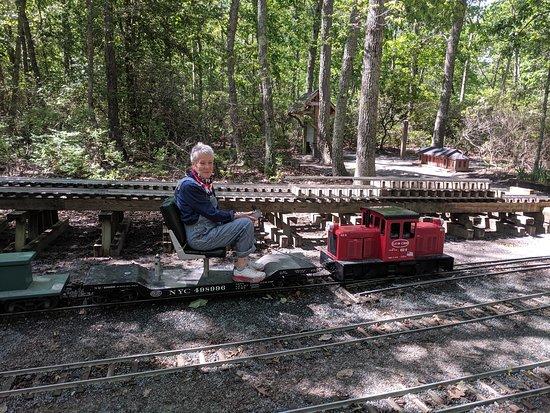 Jersey Shore Live Steam Organization/The Tuckerton Railroad