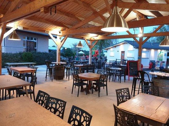 Restaurant Snack Camping Vert Lagon