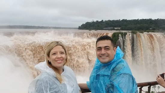 Iguazu Falls: Cataratas del Iguazú