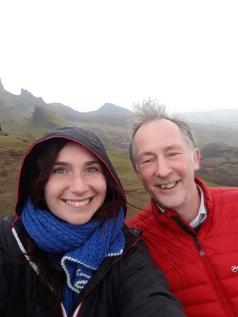 Real Scottish Journeys - Day Tours: Quiraing with Stuart