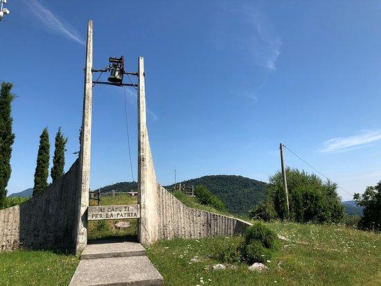 Laveno-Mombello, İtalya: Belvedere della Rocca