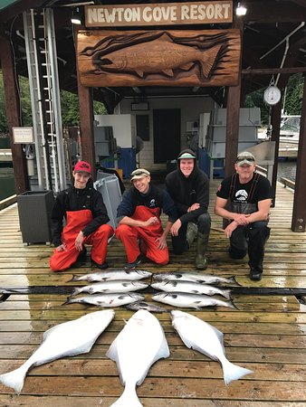 Fishers Island Adventures: Quick morning fish