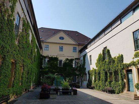 Museum für Ur- und Frühgeschichte Thüringens