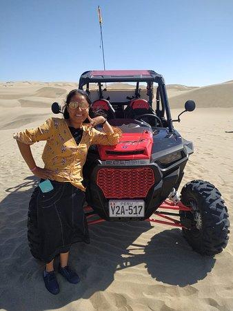 Tour Aventura en Huacachina, Ica