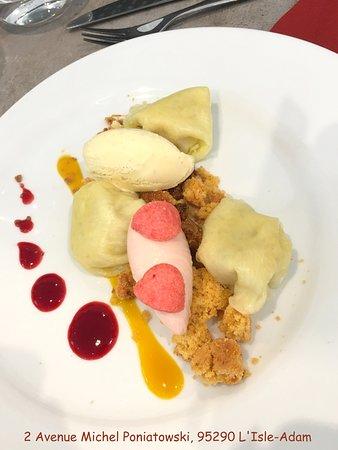 La Table de Cassan: dessert