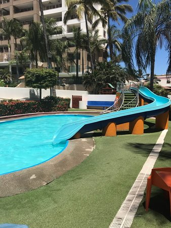 Sunscape Puerto Vallarta Resort & Spa: Kiddie pool.