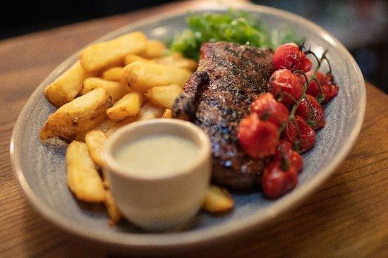 10oz Sirloin Steak!