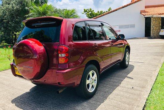 Carib Car Rentals & Taxi Services