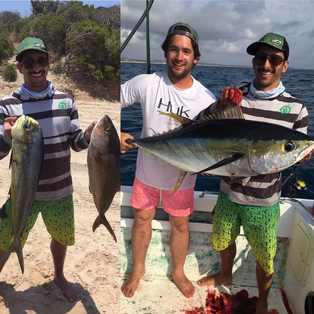 Cabo Pulmo Sport Center: Dorado, Amberjack and Tuna.