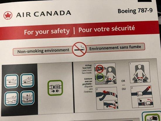 Ảnh về Air Canada