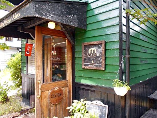 木馬の玄関
