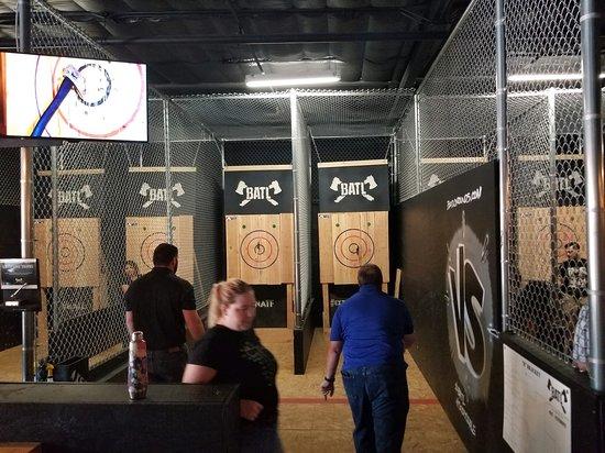 BATL - Backyard Axe Throwing League
