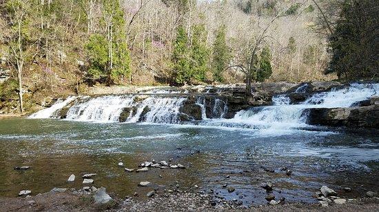 Big Cedar Creek Falls