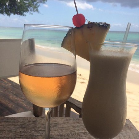 Mount Standfast, Barbados: Afternoon drinks