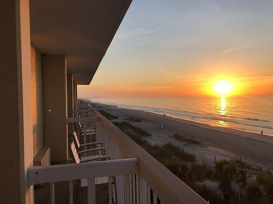 Surfside Beach, SC: Sunrise
