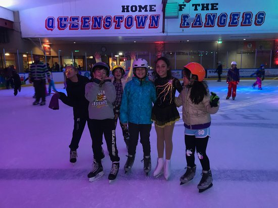 Queenstown Ice Arena: School Discos