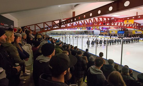 Queenstown Ice Arena: Join a GAME