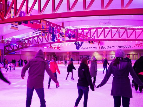Queenstown Ice Arena: Night Disco Dates