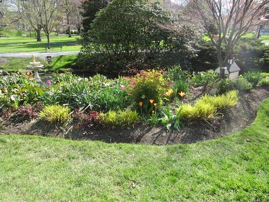 Halifax Public Gardens: Gardens Spring Flowers