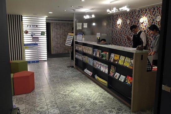 Click Hotel - Ximending Branch: Lobby