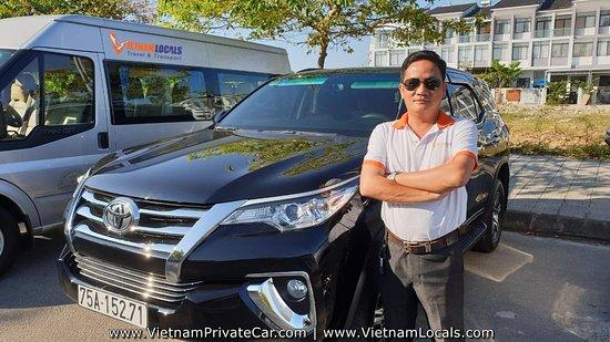 Hoian Private Taxi: Private car service in Hoi An