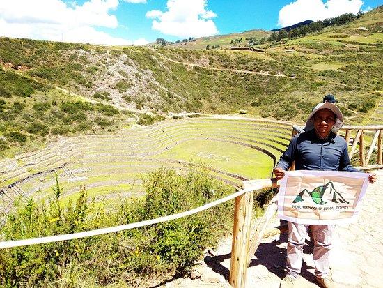Machupicchu Luna Tours: MORAY