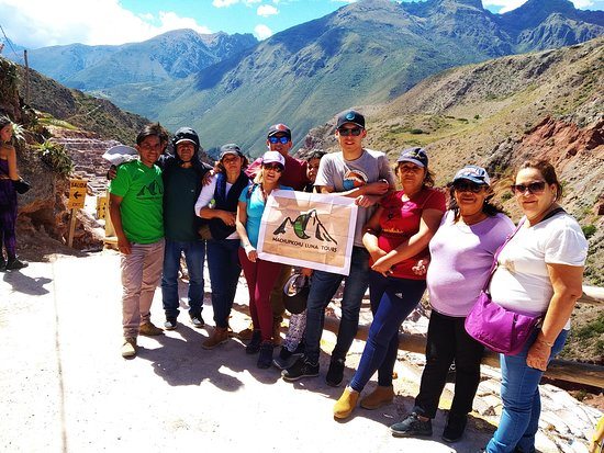 Machupicchu Luna Tours: SALINERAS