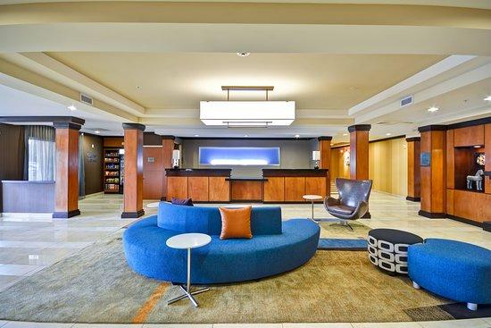 Fairfield Inn & Suites Tampa Fairgrounds/Casino: Lobby