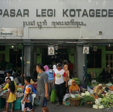 Pasar Legi Kota Gede