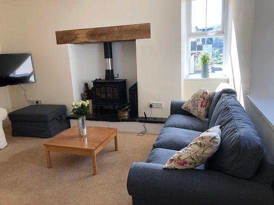 ‪‪Aberporth‬, UK: Front room‬
