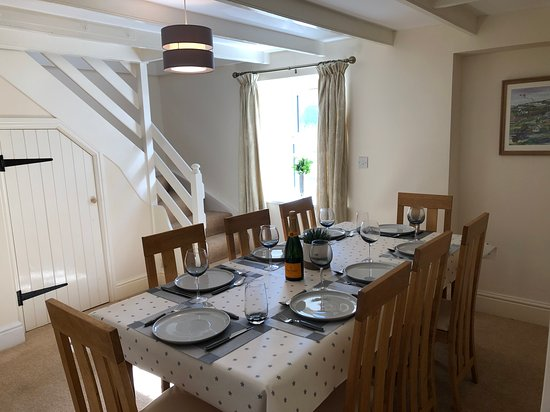 ‪‪Aberporth‬, UK: Dining room‬