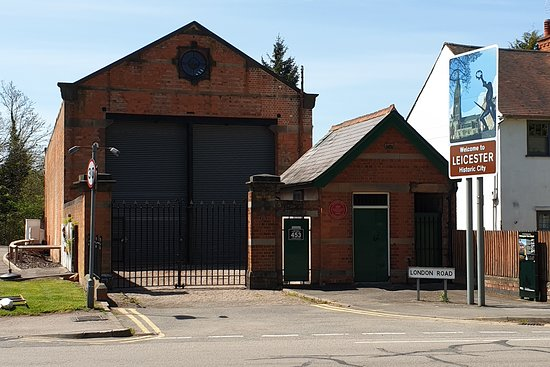 Stoneygate Tram Depot