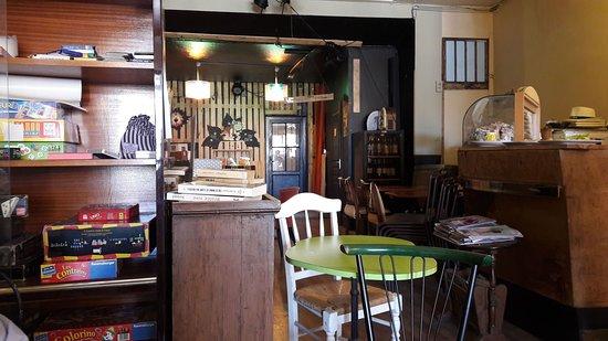 Café Bourg'Joie, café familial.